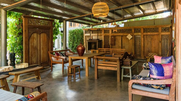 Handcrafted wood furniture and homewares | Stonerage Broome