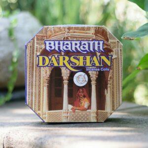 Incense Coils (DARSHAN) - BHARATH DARSHAN