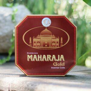 Incense Coils (DARSHAN) - MAHARAJA