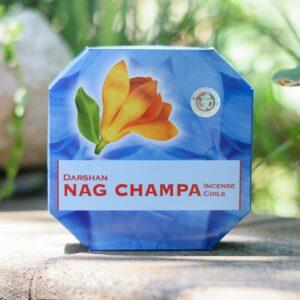 Incense Coils (DARSHAN) - NAG CHAMPA