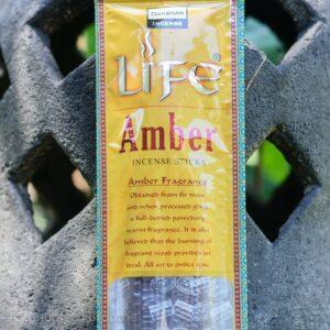 Incense Sticks - AMBER