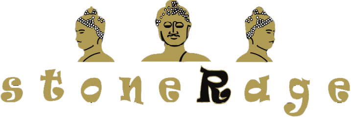 StoneRage Logo - Transparent